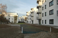 Neubau Wohnanlage Augsburg