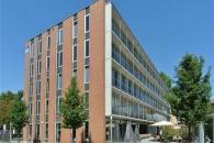 Ev. Diakonissenanstalt Neubau Ärztehaus