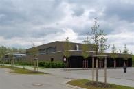 Neubau Westpark-Bildungshaus mit Turnhalle